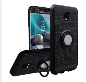 For Sony M2 Aqua xperia Z1 mini C5 Ultra XA XA1 L1 360 Ring KickStand Dual Layer Resistant Magnetic Back Cover