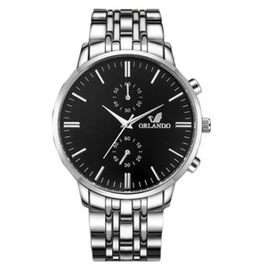 New Top Luxury Mens Mechanical Stainless Steel Automatic Movement Watch Sports Men Self-wind Watches Wristwatches Dropshipping relogio