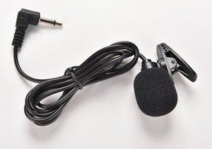 3.5mm Clip activo de micrófono con mini cable de adaptador de audio de micrófono externo USB para Go Pro Hero 3 3+ 4 deportes cámara PC portátil LLFA