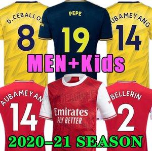 En kaliteli 20 21 OYUNCU VERSİYONU TARAFTARLAR Futbol Jersey kalecisi Erkekler ev Kadınlar ArsenalssL 2020 2021 Arsenalss UZAK üçüncü Futbol atletler Çocuk