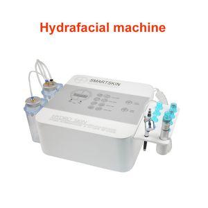 NOUVEAU Hydrofacial microdermabrasion hydra la machine faciale hydro peau du visage dispositif de beauté de rajeunissement de la peau Nettoyage en profondeur