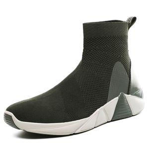 Baratos 2020, com Boxladies calçados esportivos outono e inverno selvagem leves Womes moda casual sapatos cor de rosa preto totalidades verdes