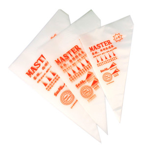Einweg-Kuchen-Creme-Gebäck-Beutel-Kuchen-Icing Piping Dekor Taschen Kuchen Plastiktasche Backen-Werkzeuge YQ00684