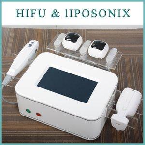 DHL Бесплатная доставка Hifu ультразвук liposonix потеря веса liposonix удаление жира уменьшить целлюлит против морщин HIFU спа красоты Оборудование
