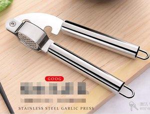 Free Express to Your Doorstep Manufacturers creative new stainless steel garlic grinder garlic kitchen gadgets