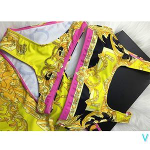 Marka Kadınlar Seksi Mayo 20s Yaz Yüzme Bikini Setsfashion Seksi Kadın Tasarımcı Bikini Kalite Boyut S-XL Tops