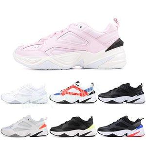 Nike Air Monarch the M2K Tekno Kutu 36-45 M03 olmadan M2K Tekno Baba Erkek Spor Ayakkabı Phantom kadınlar Sneakers Unisex Siyah Volt Kadın Moda eğitmenler ayakkabı