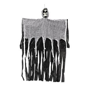 Diy Halloween Hanging Ghost Terror Death Props Party Door Decor