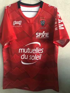 Top Nuevo 2019 2020 camisas de rugby Toulon jerseys T Home Liga de rugby jersey 19 20 camisas S-5XL