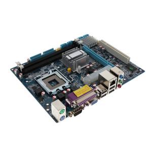 G31V186 Masaüstü Anakart DDR2 1333 Hafıza 100M Ağ Kartı Mianboard
