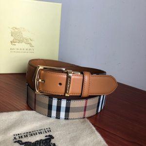 Cintura progettista mens cinture di testa alto di tigre nuove cinture di lusso di modo casuale cinghia della pelle bovina per gli uomini donne cinghie di vita