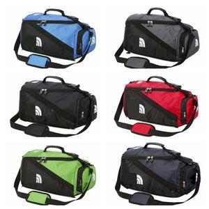 O Norte Mochila Multifuncional NF Mochilas de Viagem Ao Ar Livre Duffel Bags Adolescente Alunos Bolsa de Ombro Grande Capactiy 5 Cores