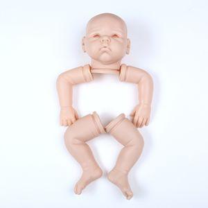 Reborn Doll Kit 22inch Boyasız Doll Parts Reborn Baby Doll Kalıp