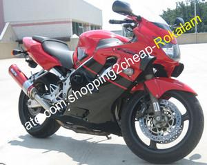 F4 Honda CBR 600F4 CBR600 CBR600F 4 1999 2000 CBR 600 99 00 Kırmızı Siyah ABS Kuramları (Enjeksiyon Kalıpları)