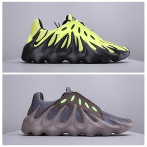 Kanye West 451 Wave Runner Volcanic Volt Mens Running Shoes For Men 451s Sports Sneakers Mauve Gre ss