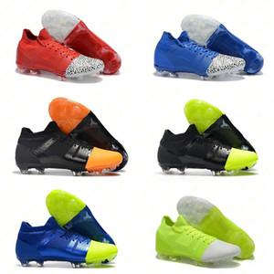 chaussures de football Mercurial hommes Greenspeed GS 360 FG de crampons de football Superfly Crampons de chaussures de football Chuteira 39-45