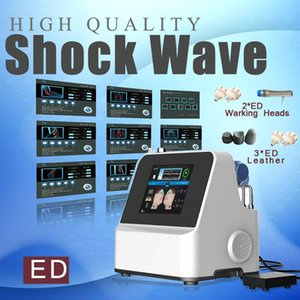 2020 Unique Design ED Shock Wave Eswt Low Intensity Shock wave Therapy for Erectile Dysfunction and Physicaly for Body Pain Relif