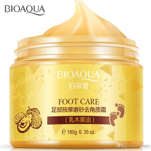 BIOAQUA foot mask Spa Massage Scrub Feet Cream Moisturizing Peeling Whitening Socks Smooth Beauty Hand Foot Care for Pedicure Exfoliating
