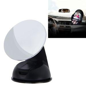 Car Auto 360 Degree Adjustable Baby View Mirror Rear Baby Safety Convex Mirror