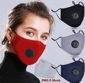US Stock!DHLFree Shipping PM2.5 Mouth Masks Anti Dust Smoke Gas Face Mask Reusable Mask with Filter
