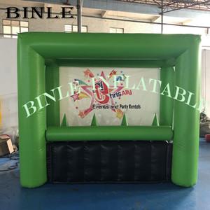Sicurezza PVC di 0.55mm hoverball bersaglio tiro con l'arco gonfiabile tag gonfiabile set di attrezzature divertente gioco di tiro sportivo per i bambini adulti