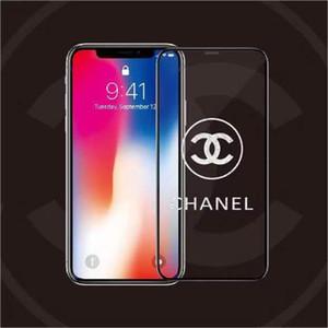 Nouveau Designer De Mode Ombre Protecteurs D'écran de Téléphone portable 9H Dureté Anti-Scratch Protecteur D'écran En Verre Trempé 2019 Vente Chaude En Gros