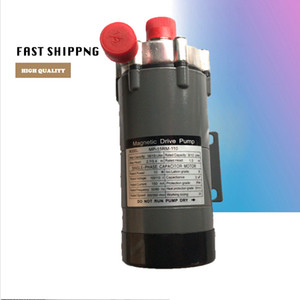 110V high quality Stainless Head Magnetic Brewing Beer Pump for homebrew beer 1 2 NPT