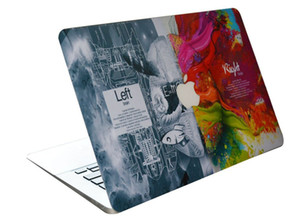 Wholesale apple macbook pro resale online - Einstein Brain Left Scientific and Right Art Brain Vinyl Decal for Apple Macbook Pro Pro Retina Air quot quot quot quot Mac Skins