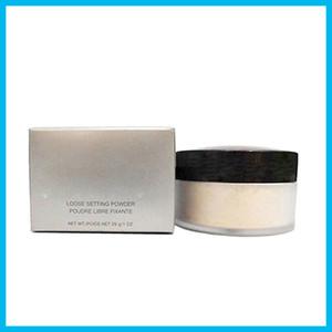 Laura Foundation Loose Setting Powder Fix Makeup Powder Min Pore Brighten Concealer 50pcs by free DHL