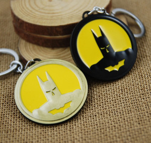 Top Grade Batman Keyring Keychain for Keys Movie Series Key Chain Best Promotion Key Ring Key Holder W996