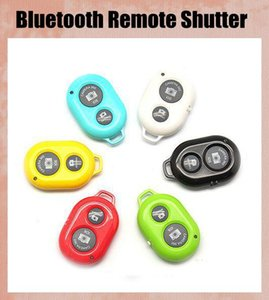 Universal wireless bluetooth shutter monopod mobile mini remote control mobile mini remote control fit for iphone samsung galaxy HTC OTH011 on Sale