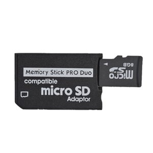 Wholesale Micro SD To MS Pro Duo Adapter Memory Stick Card Reader