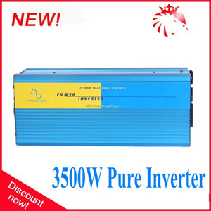 Wholesale free ac dc inverter for sale - Group buy DHL FedEx UPS v v volt dc to ac power inverter v dc v ac inverter W pure sine wave inverter
