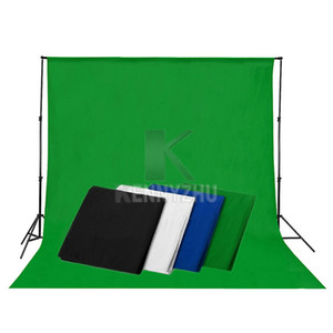 3x6M Grey Blue Black White Green Photo Studio Muslin Backdrop Photography Cotton Background 10x20ft
