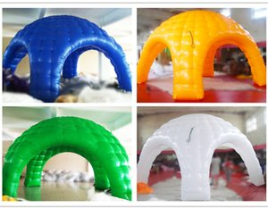 Wholesale 5m Outdoor Multi color Promotional Inflatable Booth for Advertisement Tent