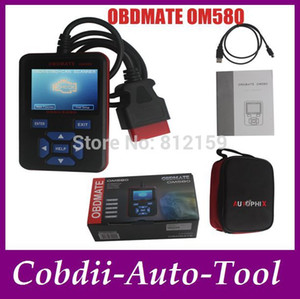 Wholesale Buy Cheaper OBDMATE OM580 OBDII EOBD Code Read Scanner high quality OM580 Auto Scanner