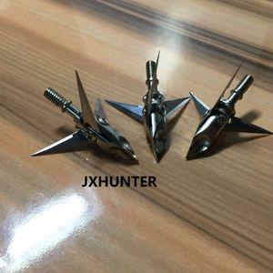 3 pieces archery compound bow arrow Ramcat Broadheads 100 grain 3 blades arrowhead for bow and arrow hunting
