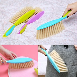 Wholesale household computers for sale - Group buy Cleaning Dust Bed Brush Household Multi Function Plastic Brushes Home Clean Tool Multicolor Optional zh C R