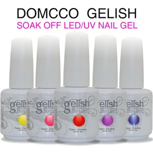 Wholesale 12pcs High Quality Harmony Gelish Gel Nail Polish Soak Off LED UV Polish Lacquer