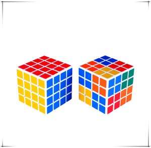 Wholesale 4x4x4 Cube Intelligence Development Magic Cube Professional Fourth ordermagic Cube x4x4 Fourth order Game Ultra smooth Matte Cube
