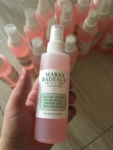 Wholesale Mario Badescu Skin Care Facial Spray with Aloe Herbs and Rosewater ml Rose water face Toners high quality DHL free