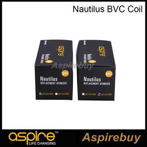 Aspire Nautilus BVC Coil Head High Quality Nautilus Atomizer Coil For Nautilus Mini 2 Atomizer Clearomizer 100% Origina