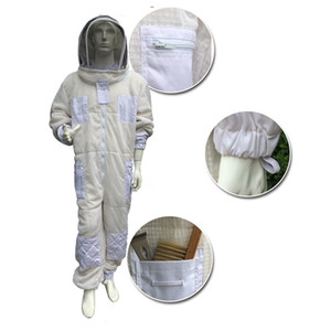 Fully Ventilated Beekeeping Suit for Free Shipping