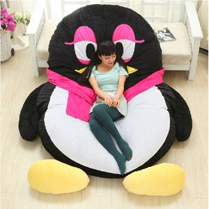 Cute Pink QQ Pet Sofa 3D Bedding Sets Beanbag Tatami Mattress Supplies For Kids Xmas Birthday and Valentine's Day Gifts on Sale