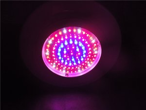 90W Led Grow Light Bridgelux 90pcs 1W Grow Led UFO Lamp for Indoor Grow Tent Box Flowers and Vegetables Growth Flowering on Sale