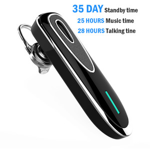 Wholesale K1 Wireless music CSR earphone noise cancelling bluetooth headphone handsfree with microphone super long standby time pc