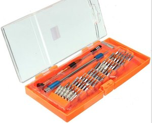 Wholesale 58 in Interchangeable Magnetic Screwdriver Set Repair Tools for Cellphone PC CAMERA and other Hardware JM