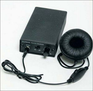 Free Shipping World's best high quality telephone voice changer, telephone audio voice changer,call phone voice changer