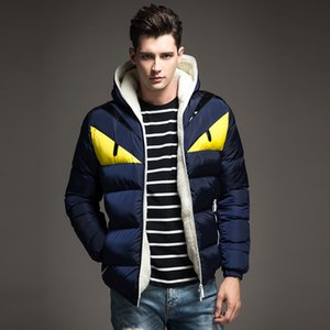 Wholesale Brand Winter Jacket Men Big Size M XL New Arrival Casual Slim Cotton Thick Mens Coat Parkas With Hooded Warm Casaco Masculino