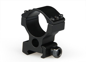 Wholesale high scope mounts for sale - Group buy New Arrival mm High Scope Weaver Ring Mount fits on MM Rail For Airsoft CL24